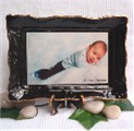 personalized photo tray